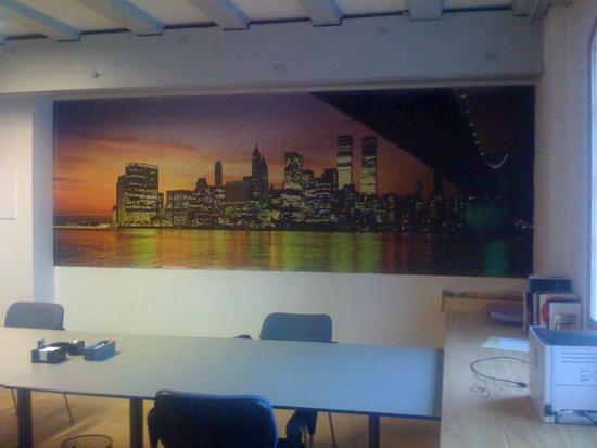 NL office, inside