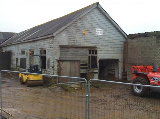 Building works at Heartlands have started