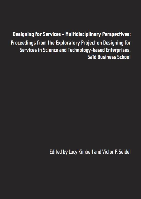 Designing 4 Services