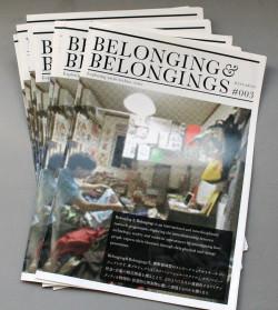 Belonging & Belongings: Design Research Through Visual Explorations