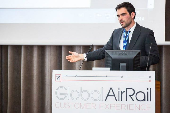 STBY at the Global AirRail conference in Oslo