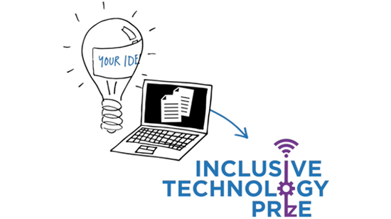 Launching the Inclusive Technology Prize