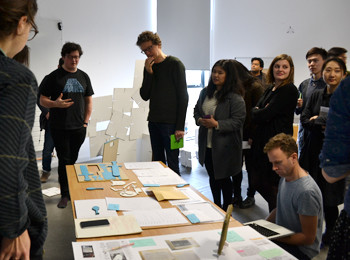 Presenting Engaging Design Projects at Goldsmiths