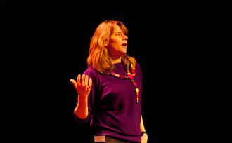 Keynote presentations at conferences