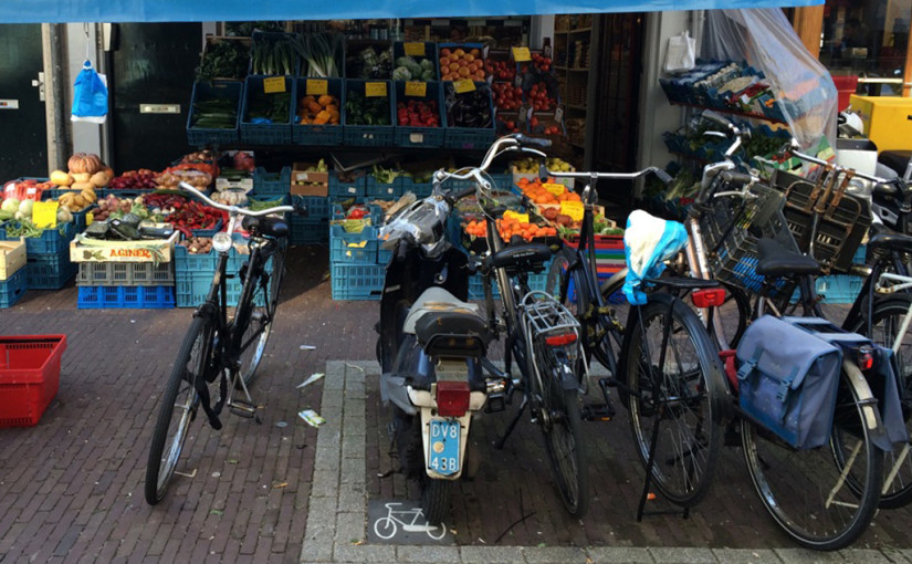 Improving bicycle parking in public space