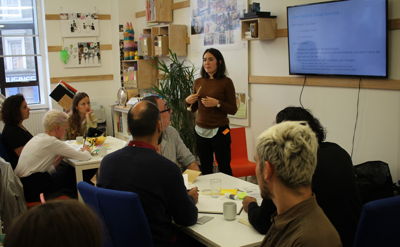 London Design Festival: Research on the move