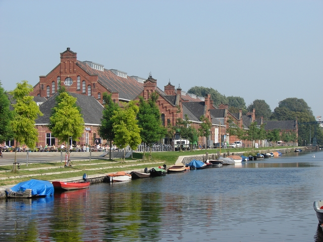 Westergasfabriek in Amsterdam