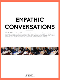 Empathic Conversations