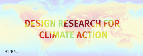 What Design Can Do For The Climate