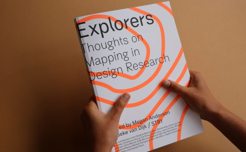 Our latest publication: Explorers