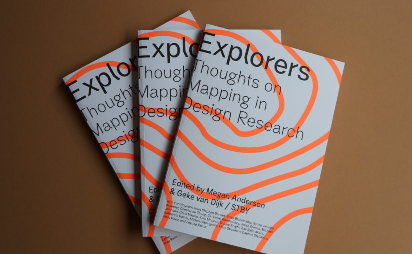 Explorers: Thoughts on Mapping in Design Research