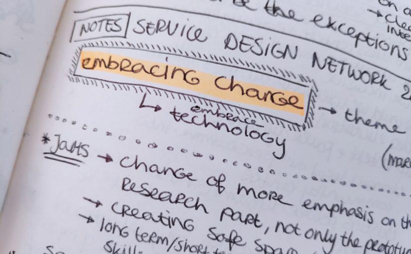 Reflections on 'Embracing Change'
